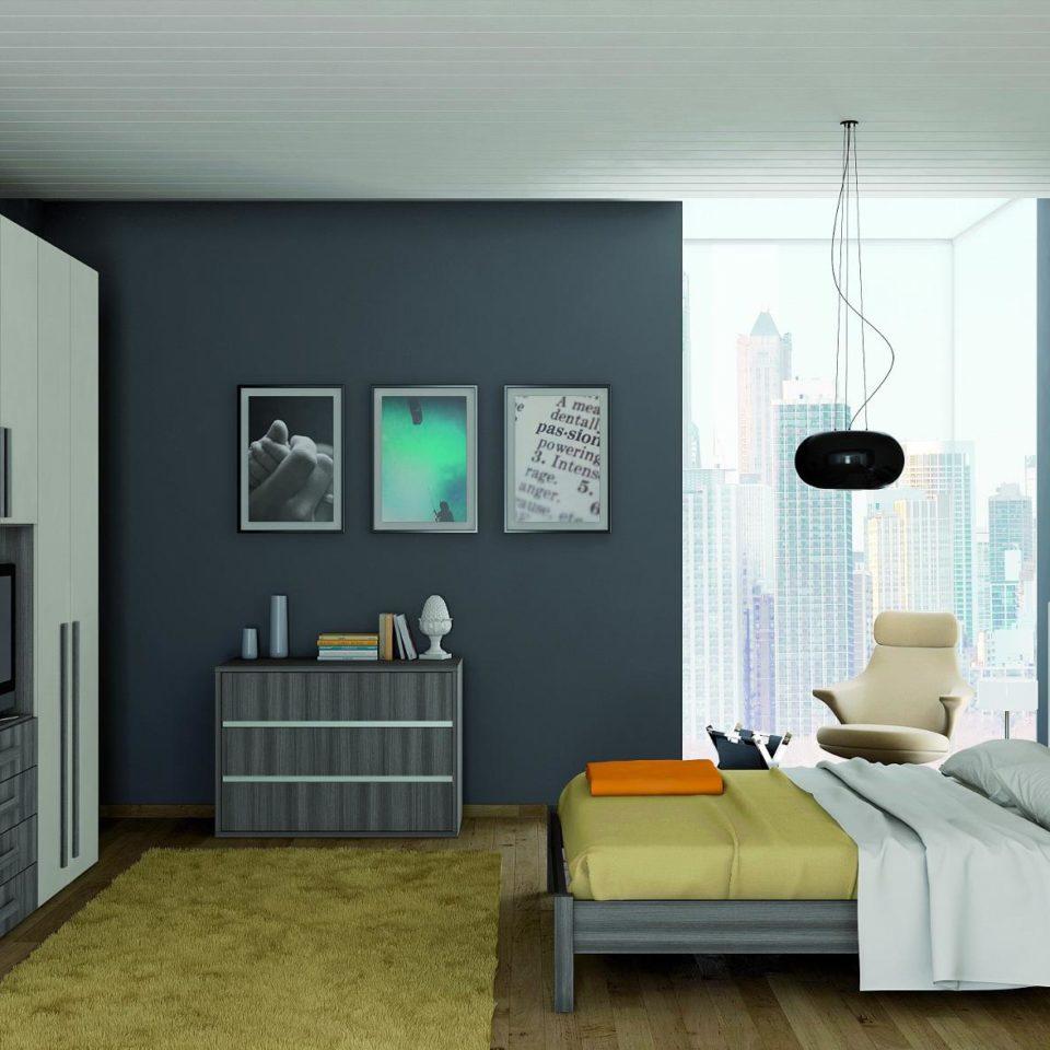 Arredamento d'interni zona notte: Colombini casa