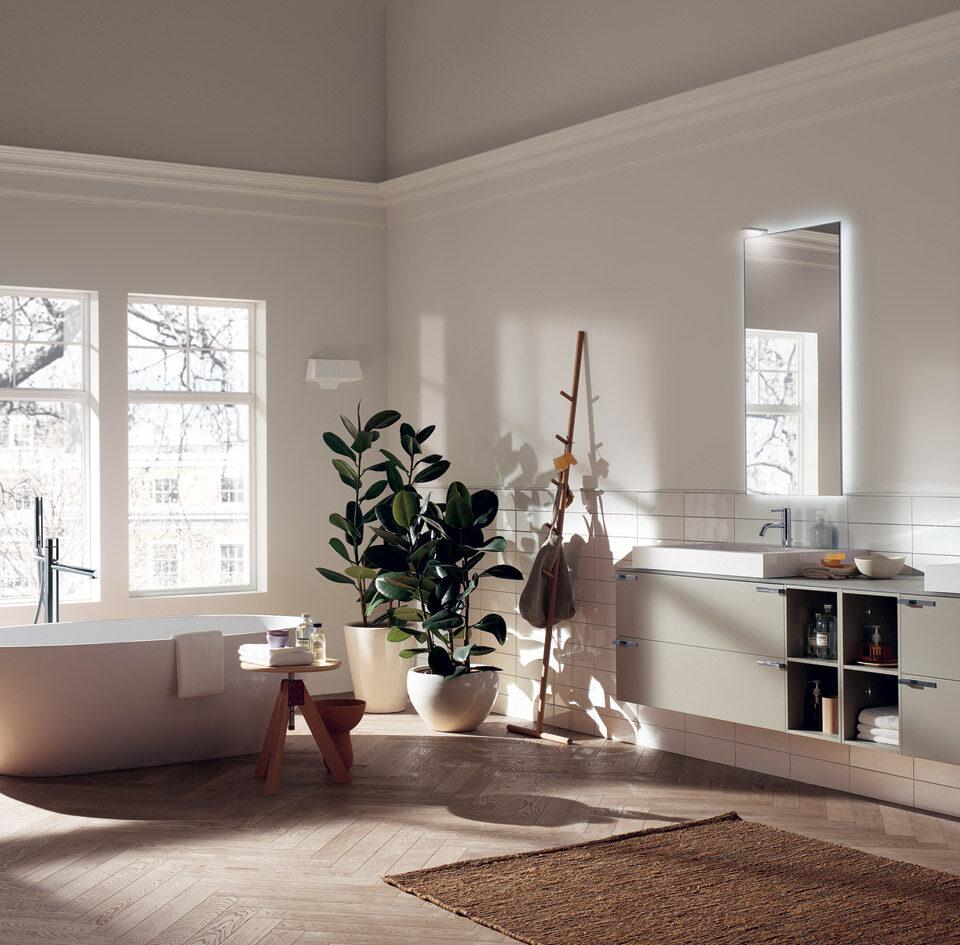 Mobili Lazzeretti, arredamento d'interni: bagno Scavolini Aquo