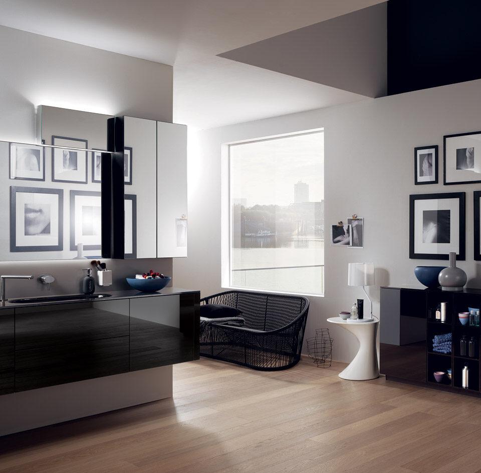 Mobili Lazzeretti, arredamento d'interno: bagno Scavolini