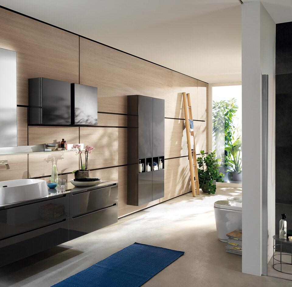 Mobili Lazzeretti, arredamenti d'interni: bagno Scavolini Idro
