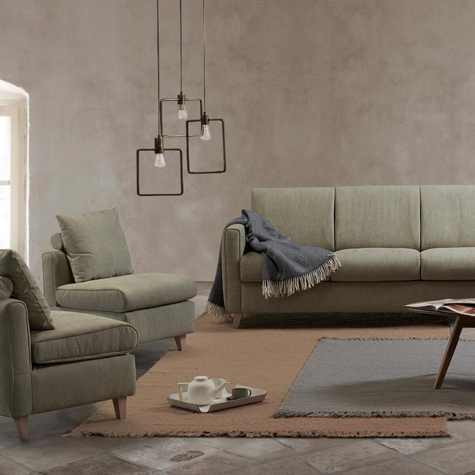 Arredamento d'interni zona giorno: Italo Vita Relax